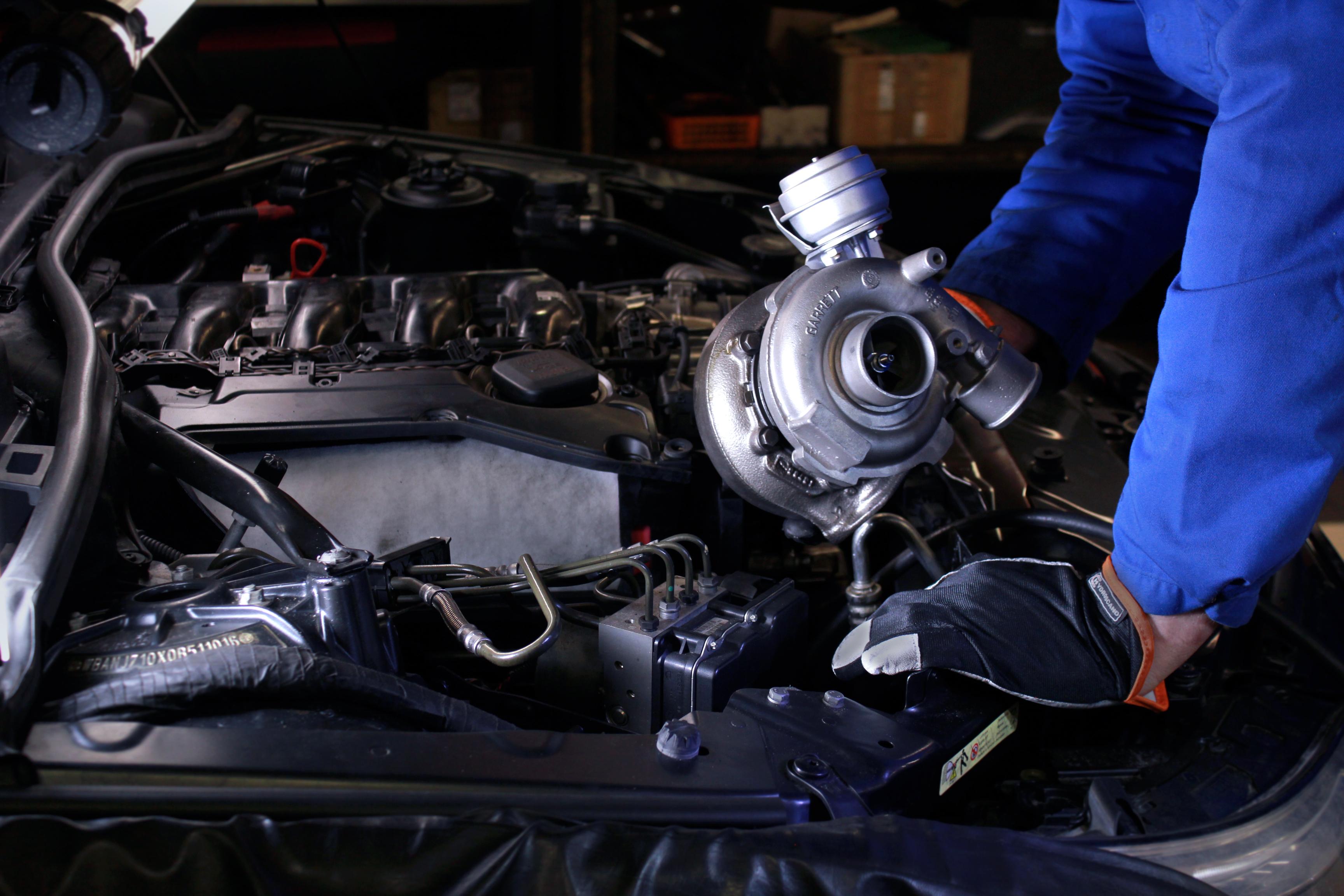 Turbokompresorių remontas: ką svarbu žinoti?