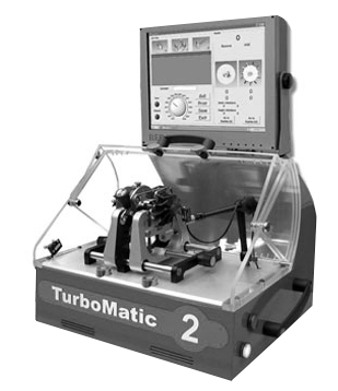 spec. technikos turbinų remontas